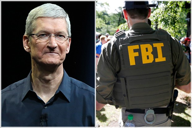 "In Apple vs. the FBI, the people won't win: ""It's the world's biggest corporation versus the world's most powerful military"""